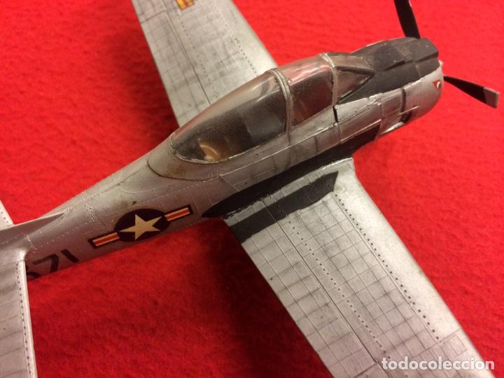 "Maquetas: NORTH AMERICAN T-28A ""trojan"". USA - Foto 2 - 288150888"