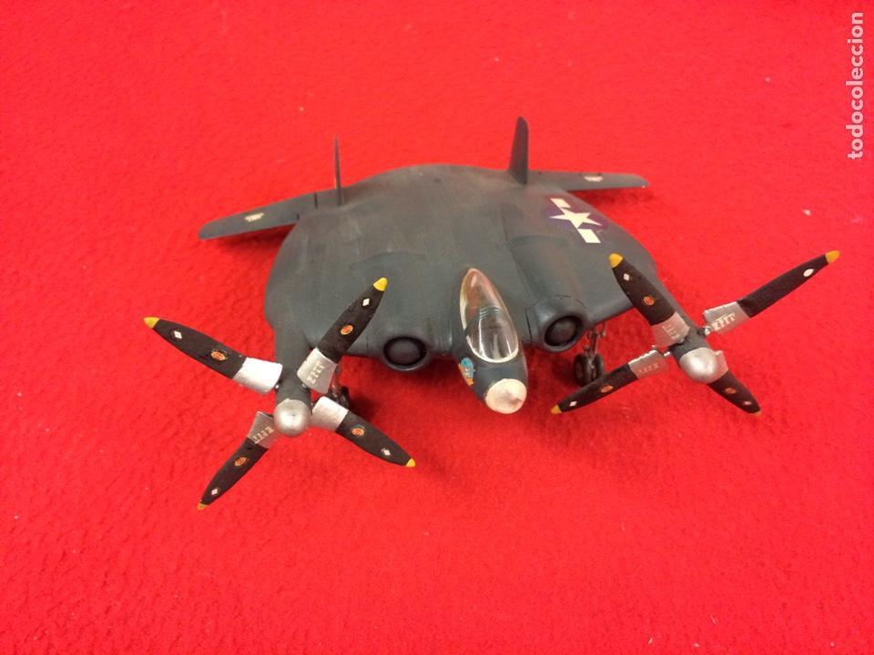 CHANCE VOUGHT XFSU-1. USA (Juguetes - Modelismo y Radio Control - Maquetas - Aviones y Helicópteros)