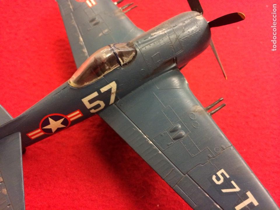 Maquetas: GRUMMAN F8F-2 . USA - Foto 2 - 288151408