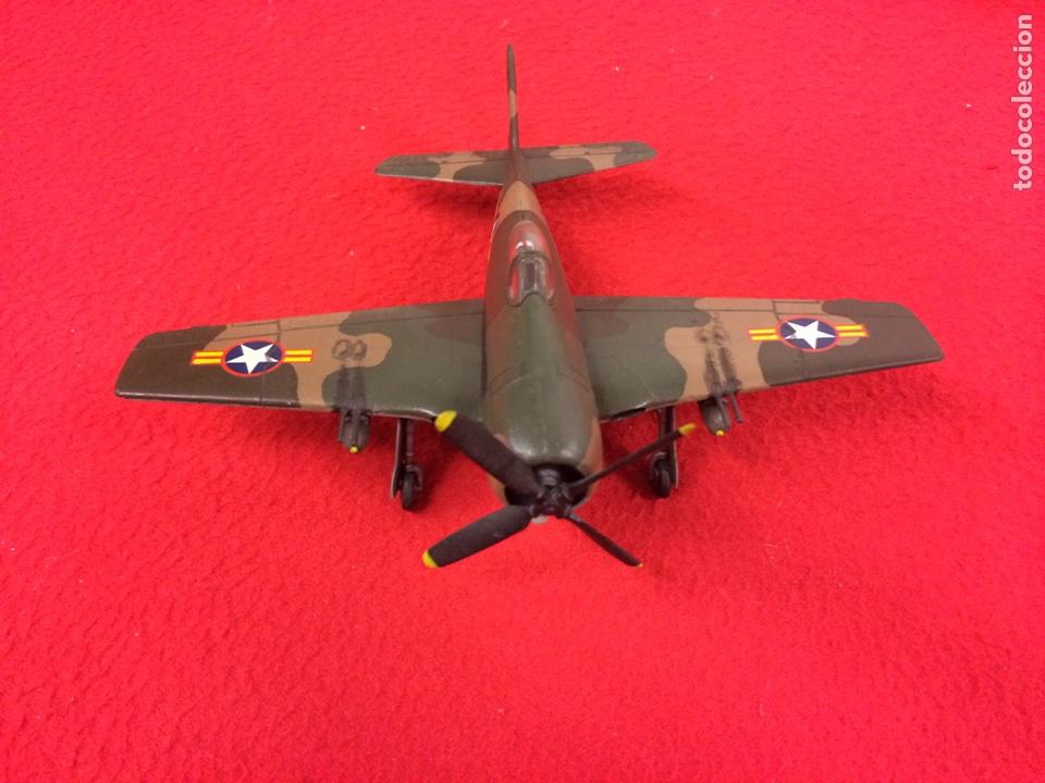 GRUMMAN F8F-1B. USA (Juguetes - Modelismo y Radio Control - Maquetas - Aviones y Helicópteros)
