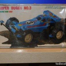 Maquetas: SUPER BUGGY SERIES Nº3, RACING MINI 4WD HC2203, ESCALA 1/72. BLUETANK. ESCALA 1/32. INCLUYE MOTOR.. Lote 288152203