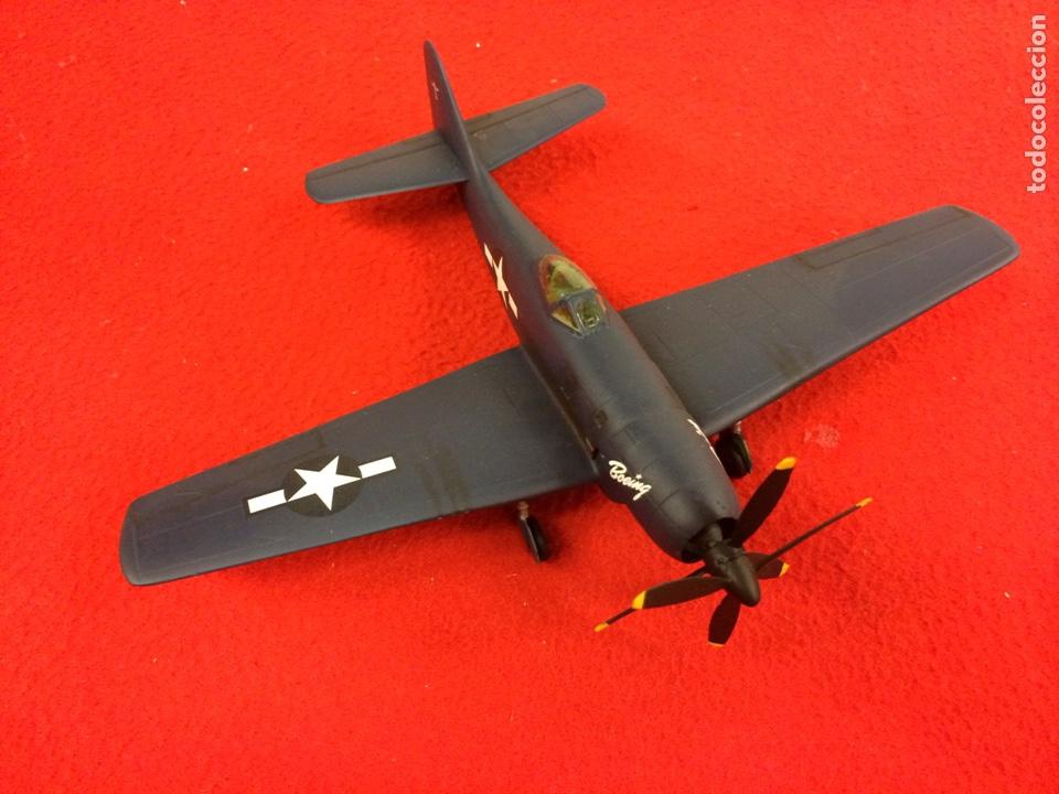 BOEING XF8B. USA (Juguetes - Modelismo y Radio Control - Maquetas - Aviones y Helicópteros)