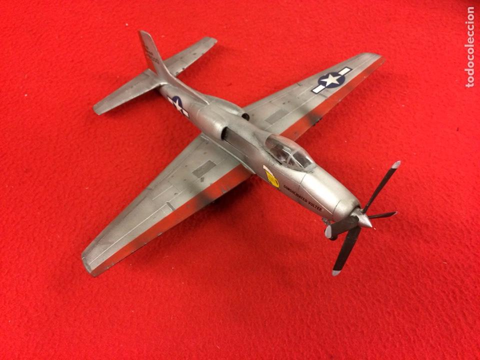 CONSOLIDATED VULTEE XP-81. USA (Juguetes - Modelismo y Radio Control - Maquetas - Aviones y Helicópteros)