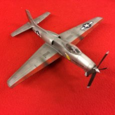 Maquetas: CONSOLIDATED VULTEE XP-81. USA. Lote 288155018