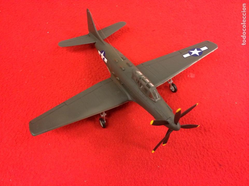FISHER P-75-A. USA (Juguetes - Modelismo y Radio Control - Maquetas - Aviones y Helicópteros)