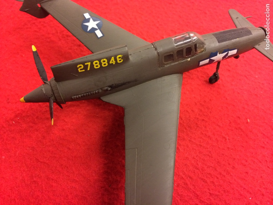 "Maquetas: CURTISS XP-55. ""Ascender"". USA - Foto 2 - 288155658"