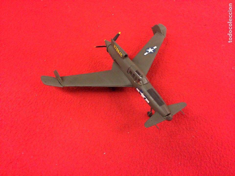 """CURTISS XP-55. """"ASCENDER"""". USA (Juguetes - Modelismo y Radio Control - Maquetas - Aviones y Helicópteros)"""