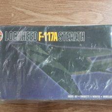Maquetas: MAQUETA AVION. AIRFIX. 1:72. LOCKHEED F-117A STEALTH. Lote 288212853