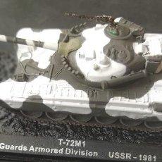 Maquetas: T-72M1. METAL ALTAYA ESCALA 1/72. Lote 288340533