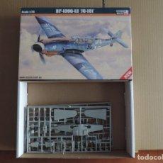Maquetas: MAQUETA - MISTERCRAFT D-25 BF-109G-12 JG-101 1/72. Lote 288484788