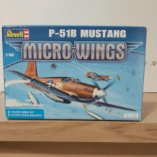 Maquetas: P-51B MUSTANG. Lote 288490183