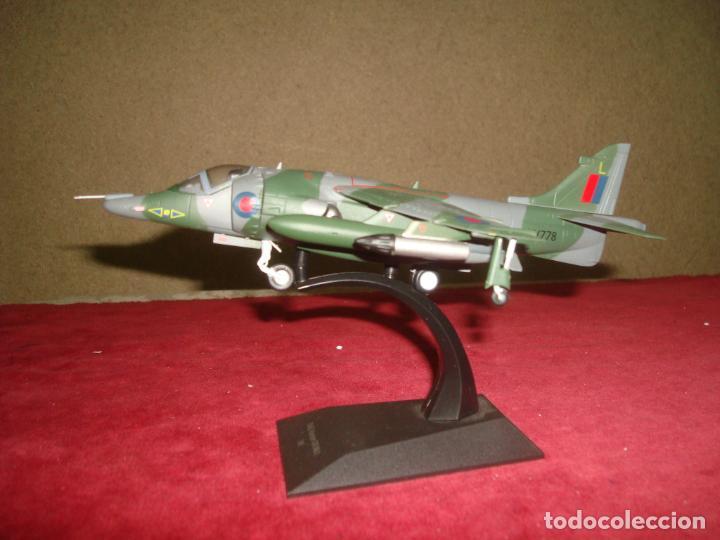 BAE HARRIER GR MK3 UK (Juguetes - Modelismo y Radio Control - Maquetas - Aviones y Helicópteros)