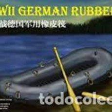 Maquetas: BRONCO - WWII GERMAN RUBBER RAFT 1/35 AB3578. Lote 288581493