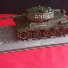 Maquetas: TANQUE T -34/85 GERMANY -1945. Lote 288666098