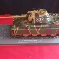Maquetas: TANQUE PANTHER AUSF 171 POLAND AUGUST 1944. Lote 288666613