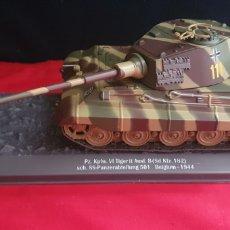 Maquetas: TANQUE TIGER BELGIUM 1944. Lote 288668173