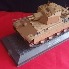Maquetas: TANQUE FLAKPANZER COELIAN GERMANY DECEMBER 1944. Lote 288668753
