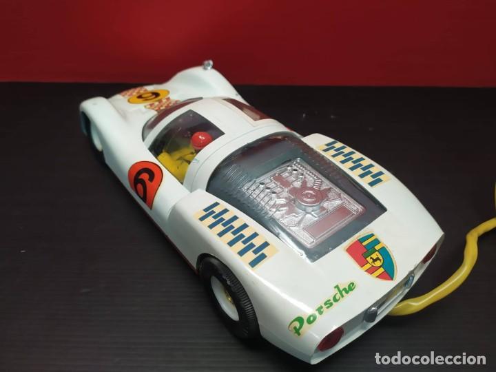 Maquetas: coche porsche carreras 6 sanchis años 70 - Foto 3 - 289213178