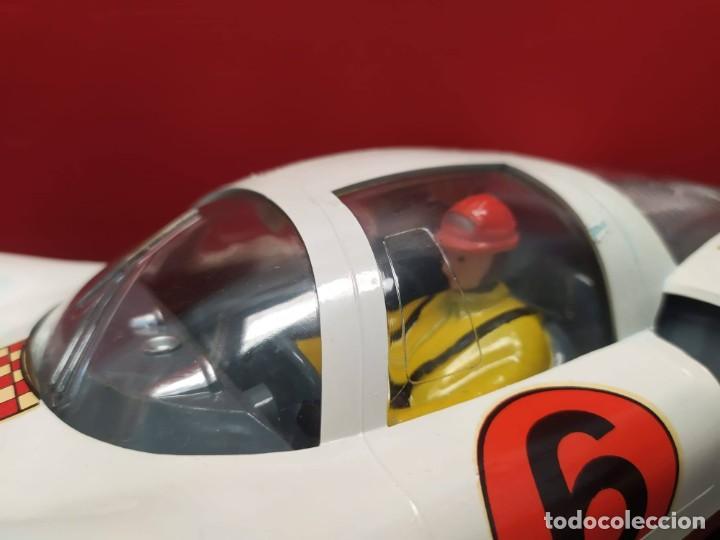 Maquetas: coche porsche carreras 6 sanchis años 70 - Foto 4 - 289213178