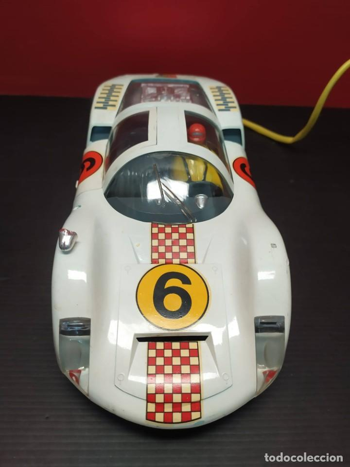 Maquetas: coche porsche carreras 6 sanchis años 70 - Foto 5 - 289213178