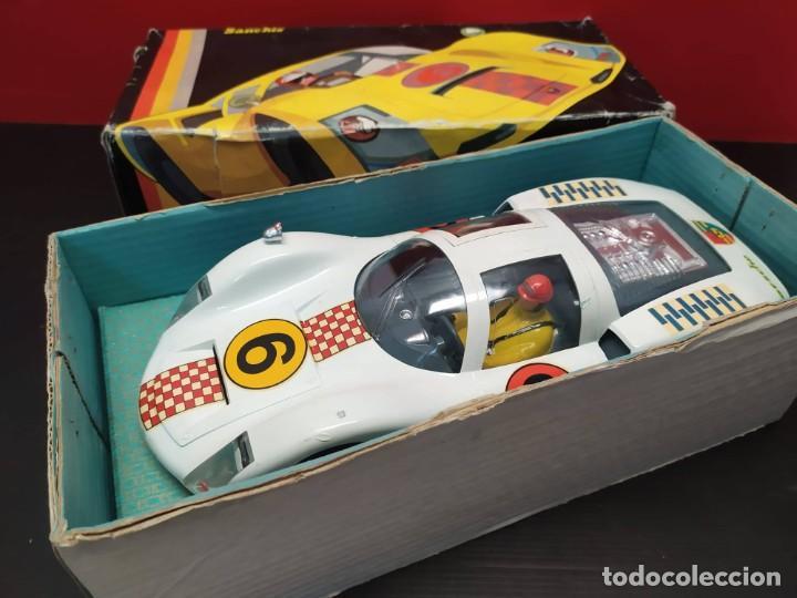 Maquetas: coche porsche carreras 6 sanchis años 70 - Foto 9 - 289213178