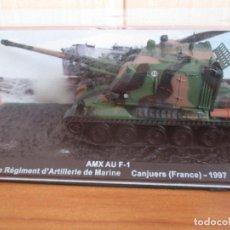 Macchiette: ALTAYA: BLINDADOS DE COMBATE: MAQUETA AMX AU F-1 (1/72). Lote 289470003