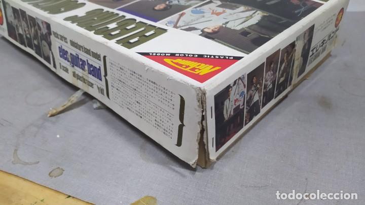 Maquetas: Electric guitar band de nichimo 1/8 año 1967 con calcas de los Beatles. Nuevo. Rarisimo - Foto 4 - 289867213