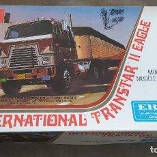 Macchiette: INTERNATIONAL TRANSTAR II EAGLE. ERTL 1/25. NUEVO. Lote 290655823