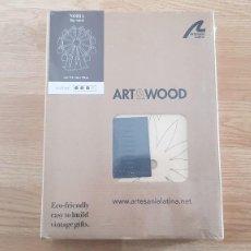 Maquetas: MAQUETA GRAN NORIA EN MADERA REGALO VINTAGE ART&WOOD REF 30212 ARTESANIA LATINA. Lote 292211723