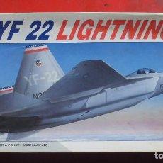 Macchiette: YF-22 LIGTHNING. AIRFIX ESCALA 1/72. MODELO NUEVO. Lote 292334238