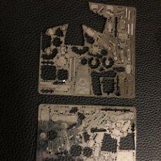 Maquetas: INSTRUCCIONES Y HUECOGRABADOS DE METAL EARTH 360 MMS 261. VER FOTOGRAFÍAS Y DESCRIPCIÓN. STAR WARS.. Lote 293145288