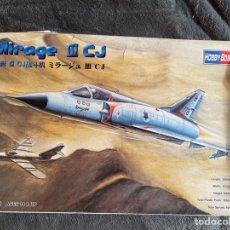 Maquetas: MIRAGE III CJ 1:48 HOBBY BOSS 80316 MAQUETA AVION ISRAEL IDF. Lote 294008828