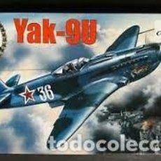 Maquetas: AMODEL - YAK 9U 1/72 7289. Lote 294034543