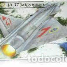 Maquetas: HELLER - JA-37 JAKTYIGGEN 1/72 80309. Lote 294035973