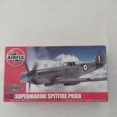 Maquetas: AIRFIX SUPERMARINE SPITFIRE PRX1X,ESCALA 1:72, NUEVO. Lote 294560868