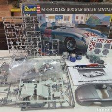 Maquetas: MERCEDES 300 SLR MILLE M8GLIA. DE REVELL.. Lote 294814713