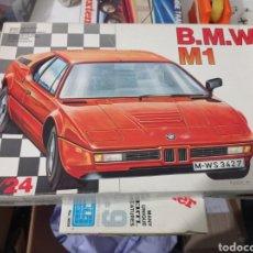 Maquetas: ESCI - BMW M1 1/24. 3012. Lote 294857023