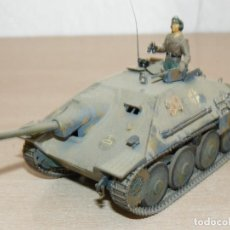 Maquetas: 26-MAQUETA TANQUE ALEMAN GERMAN JAGDPANZER HETZER WWII 1:35 ITALERI 2GUERRA MUNDIAL 1/35 TANK TAMIYA. Lote 295422578