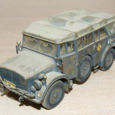 Maquetas: 37- MAQUETA VEHÍCULO GERMAN HORCH KFZ TROOP CAR WWII 1:35 ITALERI 2ª GUERRA MUNDIAL 1/35 TAMIYA. Lote 295432938