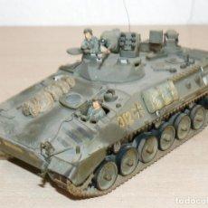 Maquetas: 42- MAQUETA TANQUE WEST GERMAN MARDER TANK 1:35 TAMIYA GERMAN ARMY MOTORIZABLE 1/35 ITALERI. Lote 295442763