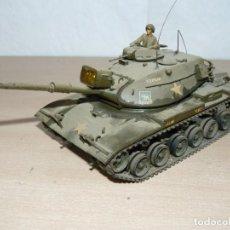 Maquetas: 44- MAQUETA TANQUE AMERICANO M60A1 US TANK WWII 1:35 TAMIYA 2ªGUERRA MUNDIAL 1/35 ITALERI. Lote 295445183