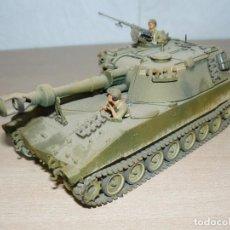Maquetas: 46- MAQUETA TANQUE AMERICANO M 109 E4 US TANK SHORT GUN WWII 1:35 ITALERI 2ª GM 1/35 TAMIYA. Lote 295448133