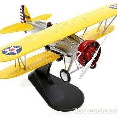 Maquetas: BOEING P-12E 'B' FLIGHT LEADER'S AIRCRAFT, 1939, 1:48. Lote 295700098