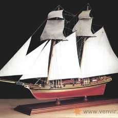 Maquetas: AMATI 1443. DOMINICA. MODELISMO NAVAL. (MUSSEUM QUALITY WOODEN MODEL). Lote 86739787