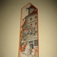 Coleccionismo Marcapáginas: ANTIGUO MARCAPAGINAS PUBLICIDAD CHERRY ROCHER. Lote 21897244