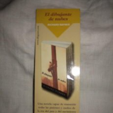 Coleccionismo Marcapáginas: EL DIBUJANTE DE NUBES RICHARF RAYNER EDIT.ALFAGUARA . Lote 18367162