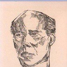 Coleccionismo Marcapáginas: MARCAPAGINAS. AGUILAR. ALEJANDRO CASONA. OBRAS ESCOGIDAS.. Lote 23490873