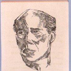 Coleccionismo Marcapáginas: MARCAPAGINAS. AGUILAR. ALEJANDRO CASONA. OBRAS ESCOGIDAS.. Lote 23490874