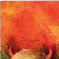 Coleccionismo Marcapáginas: MARCAPÁGINAS – EDITORIAL. SALAMANDRA Nº 152 EL APRENDIZ DEL DIABLO. Lote 289645803
