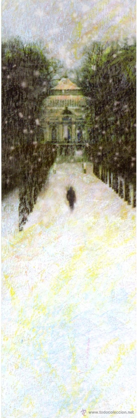 MARCAPÁGINAS – EDITORIAL SALAMANDRA (Coleccionismo - Marcapáginas)